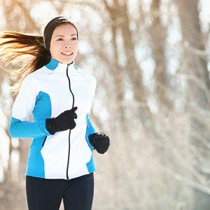 Exercising in Winter