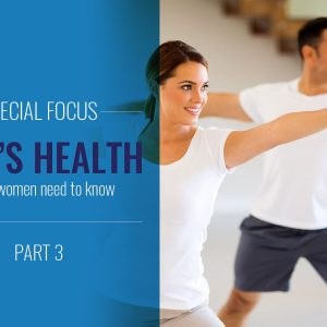 What women need to know about men's health