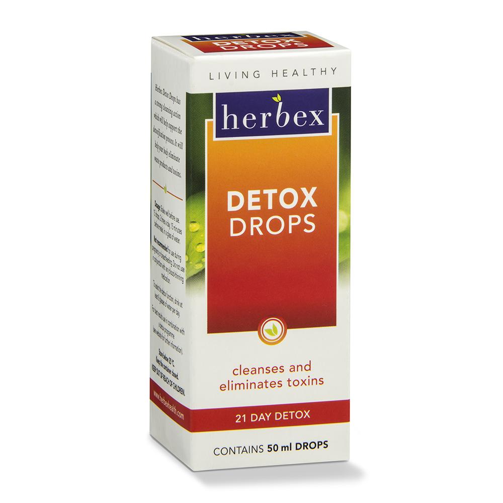 Detox Drops – 50ml