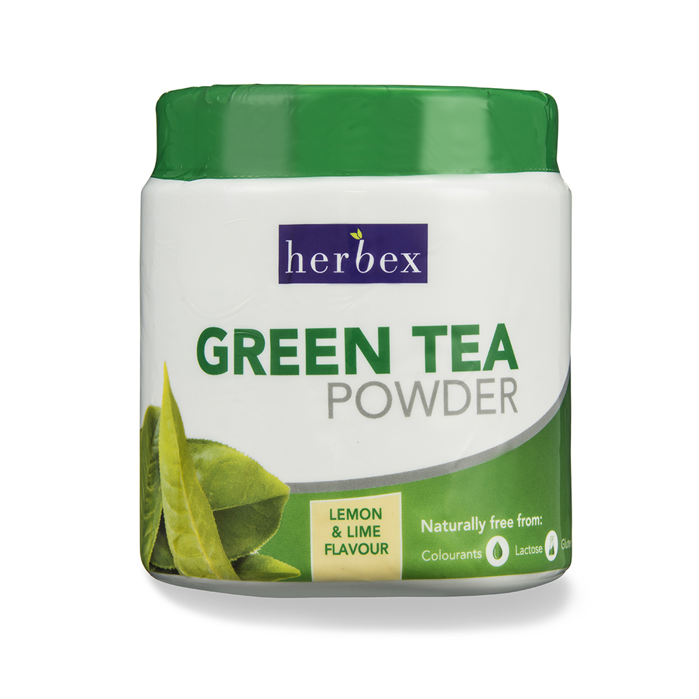 Herbex - Green Tea Powder 300G - Herbex