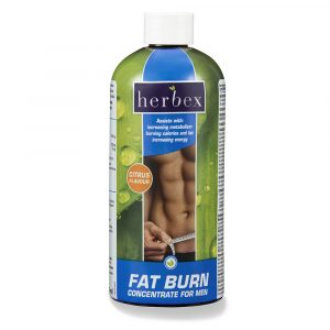 Fat Burn Concentrate For Men – (Citrus)