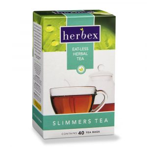 Slimmers Eat-Less Tea 40s