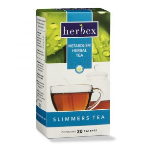 Slimmers Metabolism Tea 20s