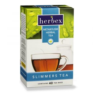 Slimmers Metabolism Tea 40s
