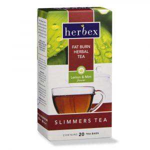 Slimmers Tea (fb) Lemon & Mint – 20s