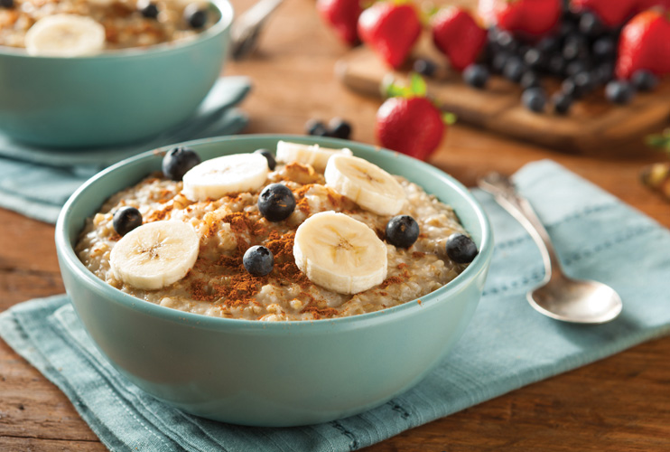 Want a Flat Belly? Eat THIS for Breakfast!