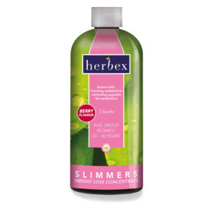 Slimmers Women 20-40 Concentrate – Berry 400ml