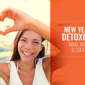 Detoxing for the New Year – mind, body and soul