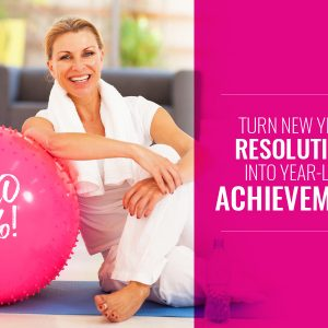 Turn New Year's resolutions into year-long achievements