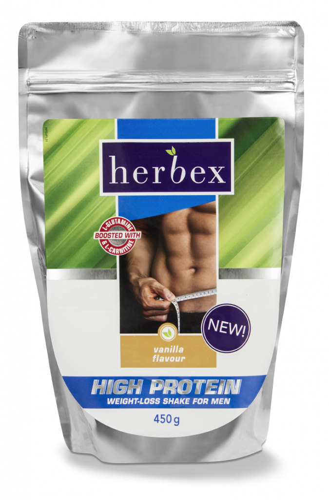 High Protein Weightloss Shake for Men – (Vanilla)