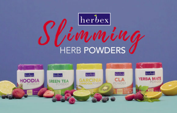 Healthy Living with Herbex's Single-Herb Hoodia Gordonii Powder