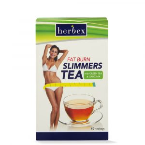Slimmers Fat Burn Tea – 40s