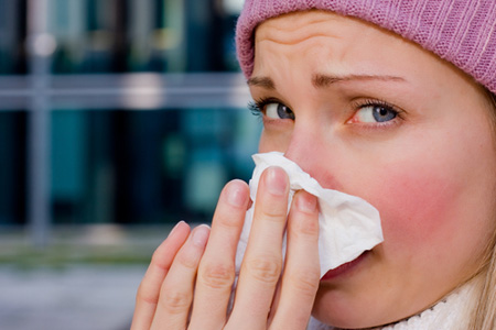 How to prevent colds and flu so they don't sabotage your weight-loss