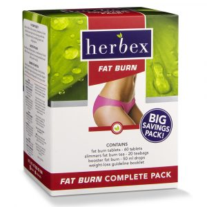 Fat Burn Complete Pack