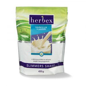 Slimmers Shake Vanilla 450g