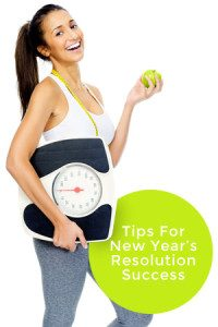 New Year's resolutions – set yourself up for success!
