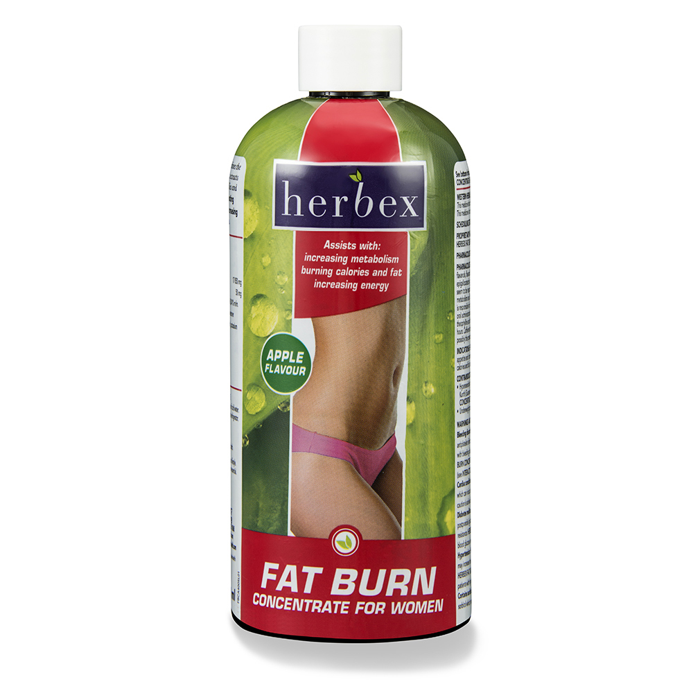 Fat Burn Concentrate 400ml – Apple