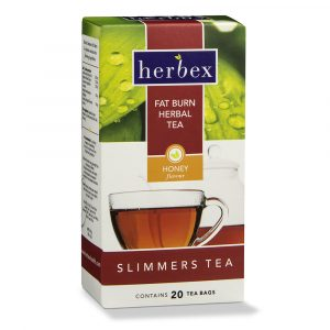 Slimmers Tea (fb) Honey – 20s