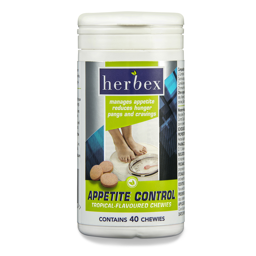 Appetite Control Chewies – Tropical 40s