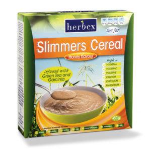 Slimmers Cereal (Honey) – 450g