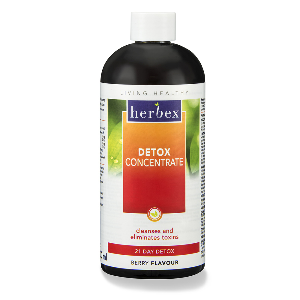 Detox Concentrate – Berry 400ml