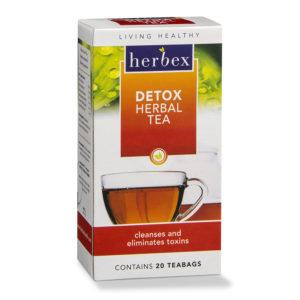 Slimmers Detox Tea – 20s