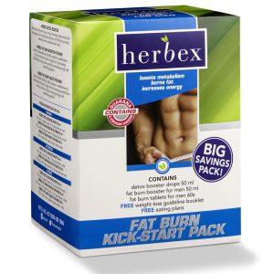 Fat Burn Kickstart Pack for Men