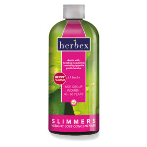 Slimmers Women 40-60 Concentrate – Berry 400ml