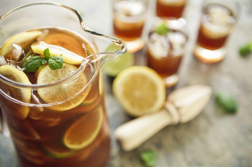 Sharing Slimming Secrets Over a Cup of Tea
