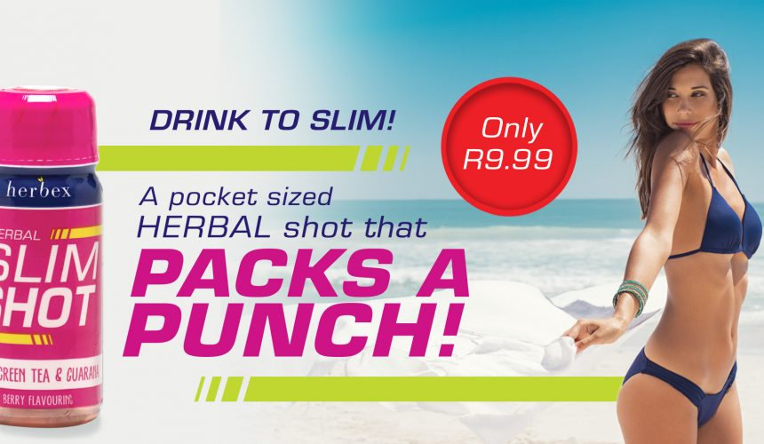 Herbal Slim Shot: The Healthy Way to Increase Energy and Promote Weight Loss