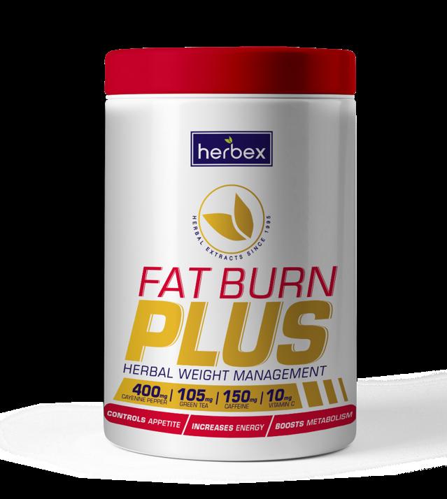 Fat Burn PLUS Capsules